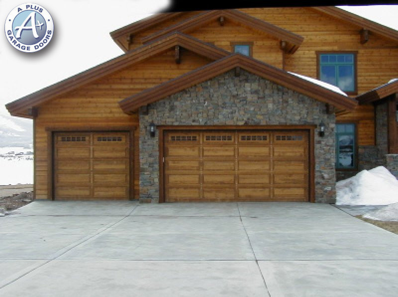 New Garage Doors A Plus Garage Doors