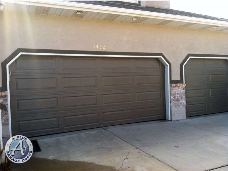 Garage doors in utah garage doors openers salt lake city for Garage doors in utah