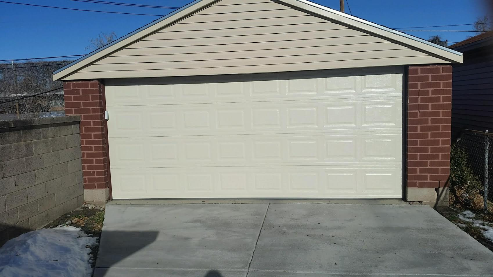 955 #2F629C Custom Garage & Door Gallery A Plus Garage Doors image Salt Lake City Garage Doors 36831698