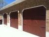 Steel Garage Door Installation - After