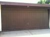 Garage Door Installation - Before