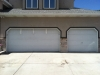 Garage Doors in Utah - Before