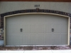Accented Steel Garage Door