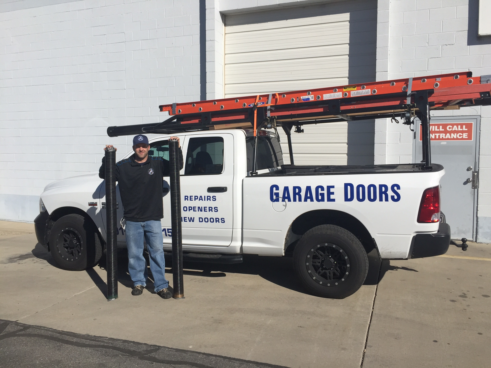 Commercial Garage Door Springs