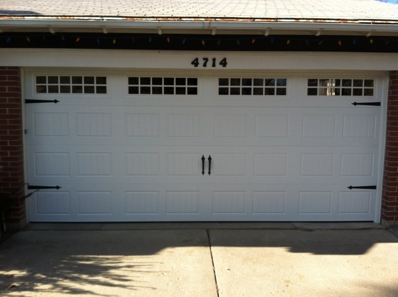 Steel Garage Door Utah