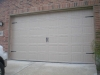Utah Steel Garage Door With Handles