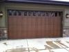 Wooden Garage Door Utah