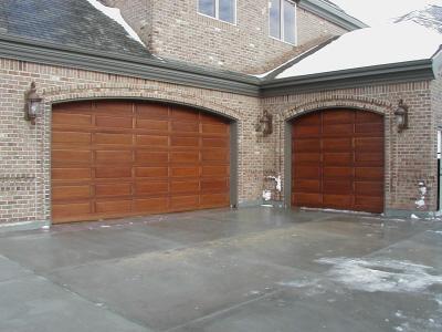 Wooden Garage Door Sales Service Ut A Plus Garage Doors