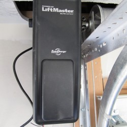 Jackshaft Garage Door Opener