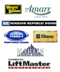 Utah Garage Door Brands