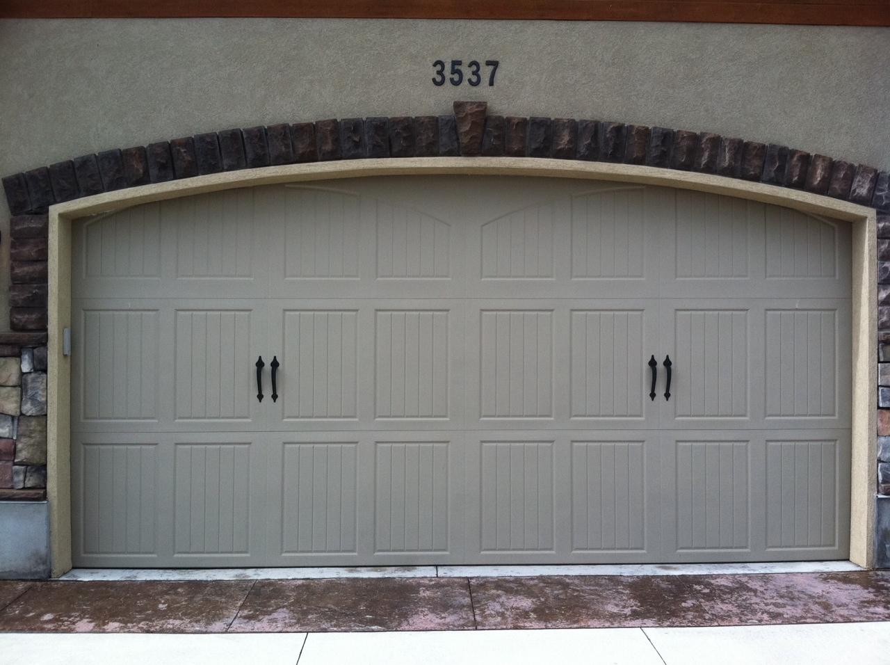 956 #3A302D New Door Sales & Installation A Plus Garage Doors pic Garage Doors In Utah 36111280