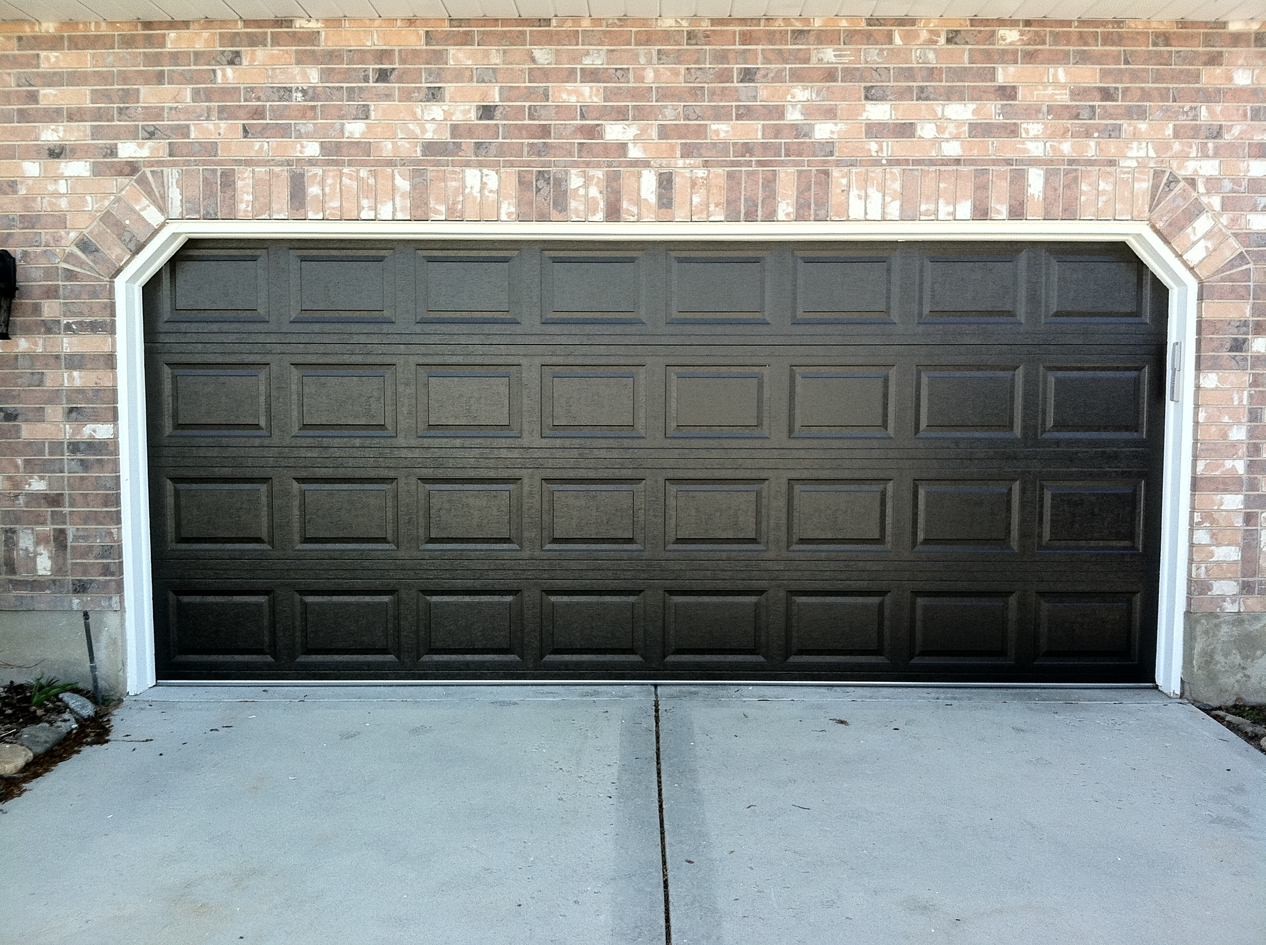New door sales installation a plus garage doors for Garage door repair west jordan utah