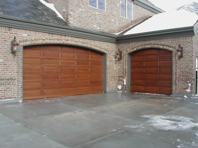 Garage door material what 39 s best for utah 39 s climate a for Garage door materials