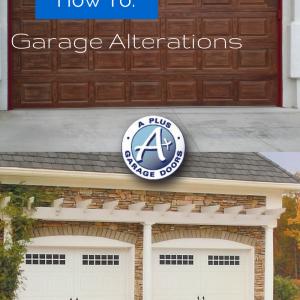 garage alterations in utah