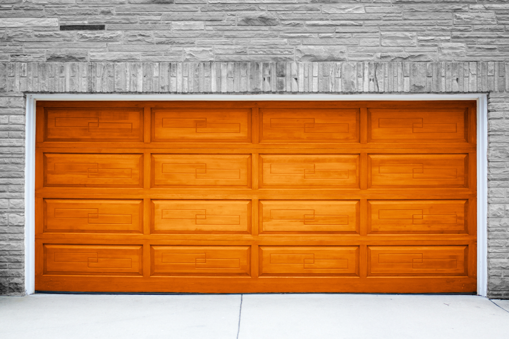 Caring For Your Wooden Garage Doors A Garage Doors
