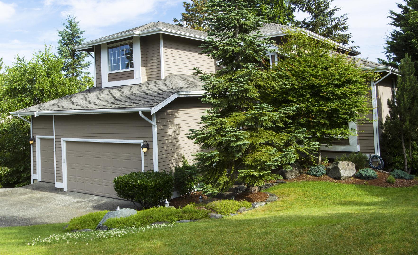 Garage door repair service blog a plus garage doors for Evergreen garage doors and service