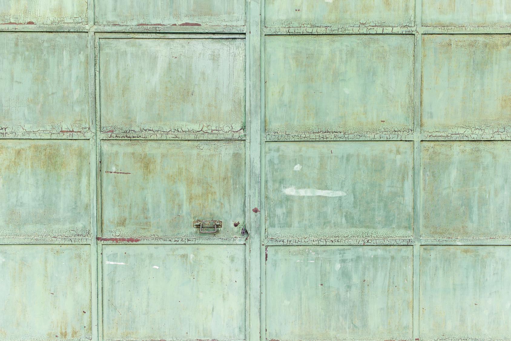 Old Garage Doors Gallery