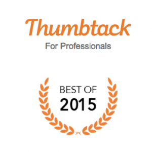 Thumbtack for Professionals Best of 2015