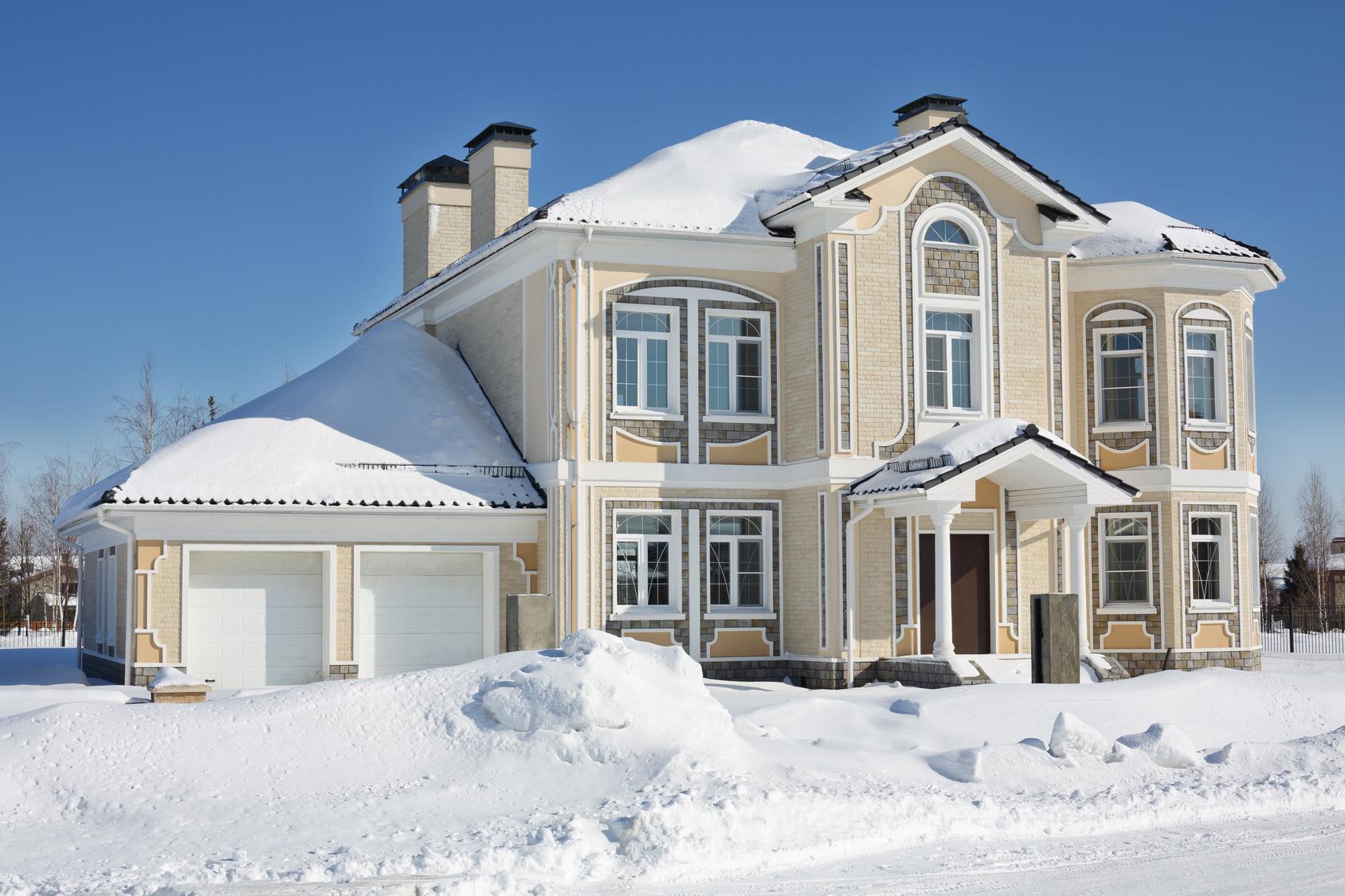 Fixing Common Garage Door Problems In The Winter