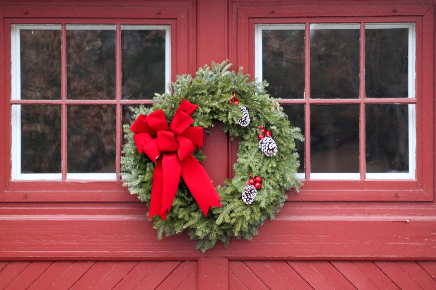 Dressing Up Your Garage Door For The Holidays A Garage