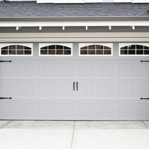 Insulated garage doors installed in utah a plus garage doors for Garage door repair roy utah