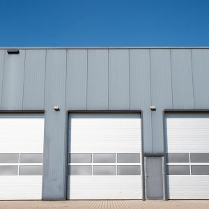 commercial garage door overheads