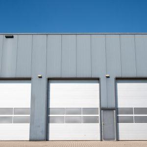commercial garage door overheads
