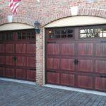 garage door arch accent